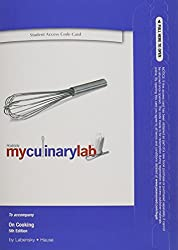 MyCulinaryLab without Pearson eText -- Standalone Access Card -- for On Cooking