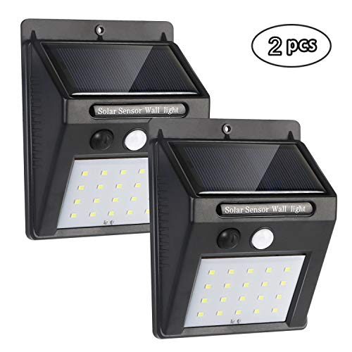 Flintronic Luz Solar LED