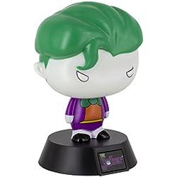 Offizielle DC Comics Suicide Squad Joker 3D Charakter Mini Nachtlicht - Boxed