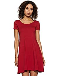 Amazon Brand - Symbol Cotton Skater Dress