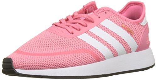 adidas Unisex-Kinder N-5923 J Fitnessschuhe, Pink (Rostiz/Ftwbla/Gritre 000), 38 EU (Sportschuh-outlet)