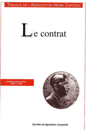 Le contrat : Journées brésiliennes 2005