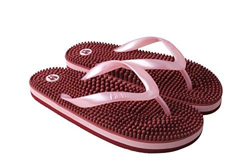 80d60ff0e Revs Revitalise Your Sole Reflexology Massage Flip Flops. Enjoy A Daily  Reflexology Foot Massage and