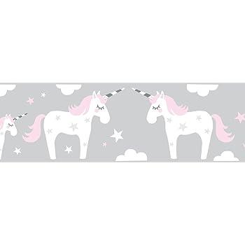 /Bo41911/ Licorne/ /Frise pour papier peint
