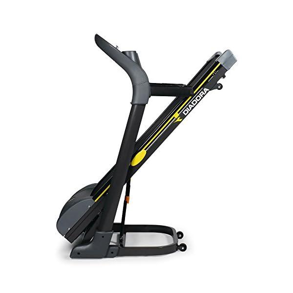 Diadora Fitness Trim 4.2 2Hp Tapis Roulant, 18 km/h, Inclinazione Elettrica 5 spesavip