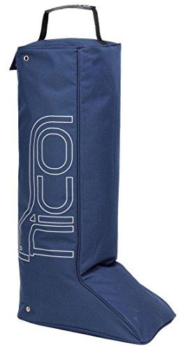 Nico Pferdesport Reitsport Boot Bag Stiefeltasche größe S blau Reitstiefel Sport Freizeit Schule Bag Day pac Fa. Bowatex Pac Boot