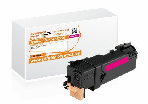 Preisvergleich Produktbild Printer-Express XL Toner 2.500 Seiten ersetzt Epson C13S050628, 0628 Toner für Epson Acculaser C2900 C2900N C2900DN CX29 CX29NF CX29DNF / C 2900 C 2900N C 2900DN CX 29 CX 29NF CX 29DNF Drucker magenta