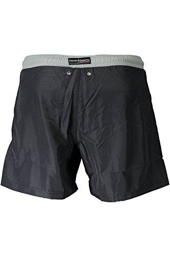 Cesare Paciotti Herren Shorts Cp22bs Schwarz Black
