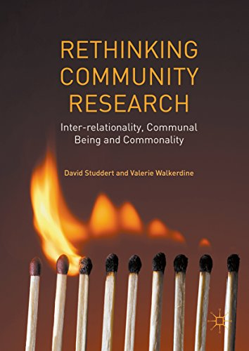 Rethinking Community Research: Inter-relationality, Communal Being and Commonality