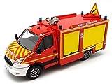 Iveco Daily TIB Pompier VSR SDIS 51 Marne limité à 400 exemplaires - ALERTE0060