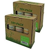 Biobizz - Try-Pack Outdoor - Mega Pack - 3 x 500ml (6 flaconi da 250ml)