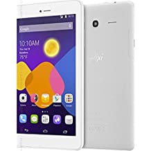 Alcatel One Touch Pixi 3 (7) Wi-Fi 4GB Color blanco - Tablet (Minitableta, IEEE 802.11n, Android, Pizarra, Android, Color blanco)