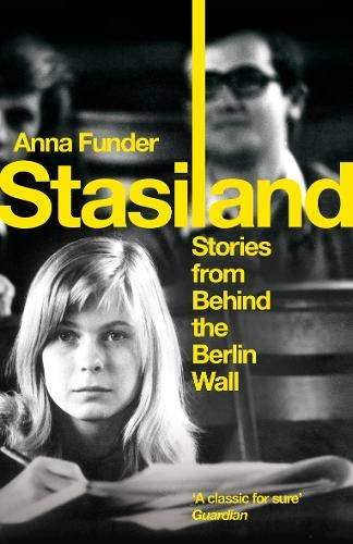 Produktbild Stasiland: Stories From Behind The Berlin Wall