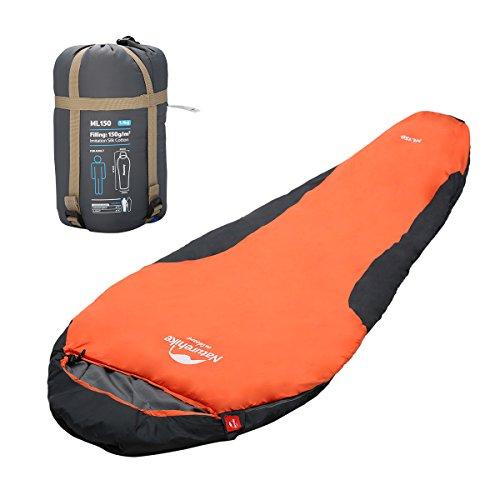 XL sac de couchage Highlander extra large Pod Design Camping Adulte Zip Ultra doux