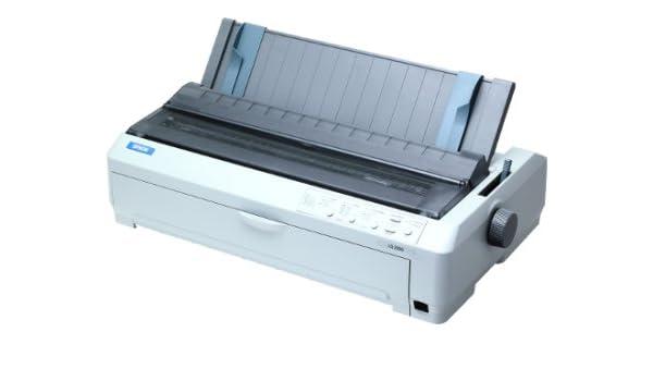 Epson LQ-1070 Impact Network Printer Drivers for Windows Mac