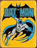 Tin Sign Batman - Retro