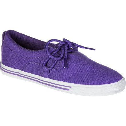 Shoes Supra WMNS Belay Purple – White Violett - violett