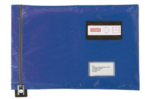 Versapak Mailing Pouch 286x 336mm Red 1 blu