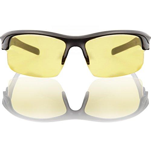 Oramics Softair Brille Airsoft Schutz-Brille, getönte Softair Schutzbrille