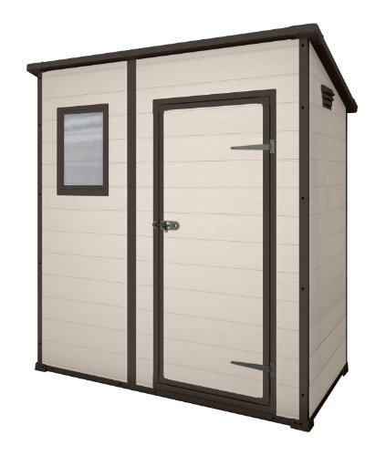Keter 6 x 4 Shed