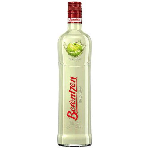 3 Flaschen Berentzen saurer Apfel a 0,7L 16% Vol. Klarer mit Apfel