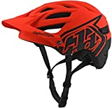 TLD - Troy Lee Designs A1 Helm MIPS - Classic Orange Größe XS