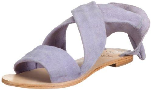 Black Lily kassandra, Sandali donna Viola (Violett (lavender))