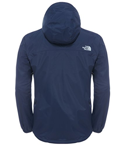 The North Face Outdoor Jacke Resolve, Giacca Uomo Blu (Cosmic Blue)