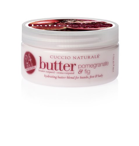 Cuccio Naturale Butter Mischung (Cuccio Naturale, die Granatapfel & Feige Butter Mischung 8oz)