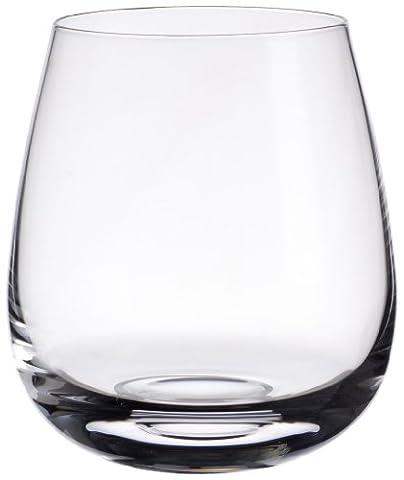 Villeroy & Boch Scotch Whisky Single Malt Island Glas / Elegant geformtes Whiskeyglas aus hochwertigem Kristallglas / 1 x Whiskyglas (0,4l)