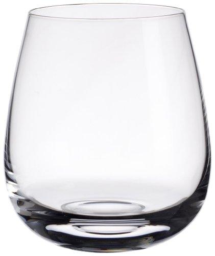 Villeroy & Boch Scotch Whisky - Single Malt Islands Whisky Tumbler, 400 ml, Kristallglas, Klar