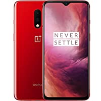 OnePlus 7 (Red, 8 GB RAM, 256 GB Storage)