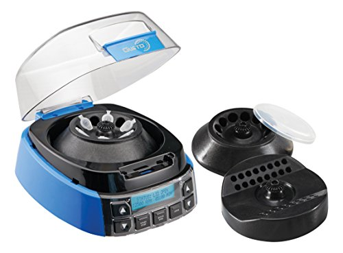 Heathrow Scientific HD10050 Gusto - Mini centrifuga ad alta velocità, 100-240 VAC, 50/60Hz,