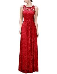 b5b65cf86591 Suchergebnis auf Amazon.de für  abendkleid rot lang  Bekleidung