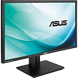 Asus PB287Q 71,1 cm (28 Zoll) Monitor (4K, HDMI/MHL, DisplayPort, 1ms Reaktionszeit) schwarz