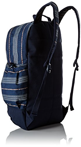 Vans Van Doren Ii Laptop Backpack - Reinvent Red Colorblock Bleu (Dress Blues)