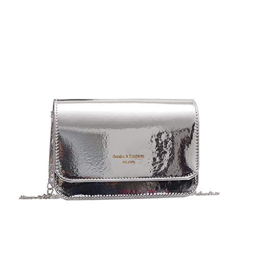 Mitlfuny handbemalte Ledertasche, Schultertasche, Geschenk, Handgefertigte Tasche,Frauen Wild Messenger Bag Fashion One-Shoulder Kleine quadratische Tasche -