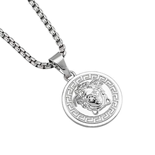 YuanChuang Mode/Medusa/Pendant/Silber/Legierung/Anhänger/Halskette (1 pc) (F)