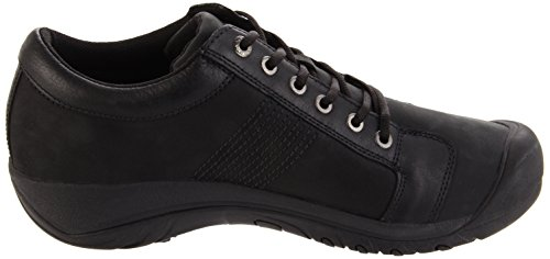 Keen Austin M Homme Chaussures Basses Lacets Derby Black