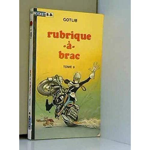 Rubrique-à-Brac, Tome 9 :