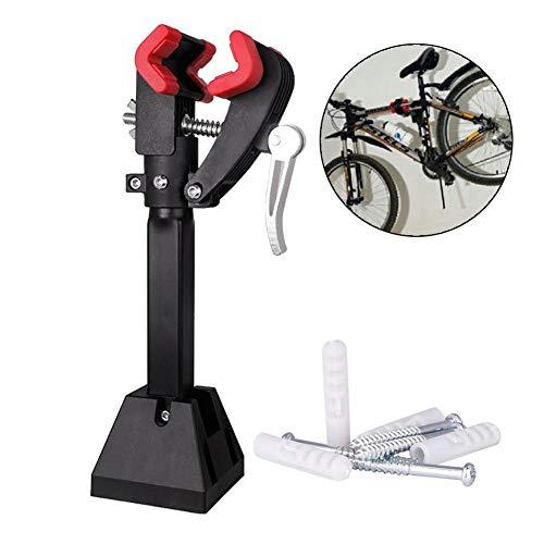 Klappradständer Mountainbike Repair Rack Innen Hängende Fahrradreparatur Abstellgleis Fahrrad Abstellhalter Innen-und Außenbereich -