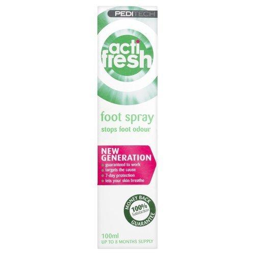 Peditech Foot Odour Treatment 100ml by Peditech