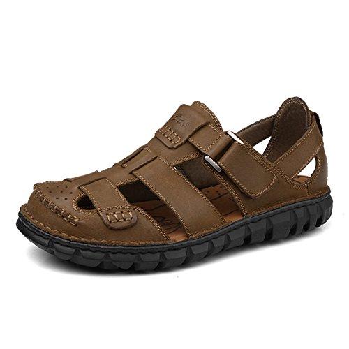 Sandales d'été ventilation baotou/sandales/Les souliers/sandales creuses C