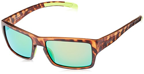 8cfda96de3 Smith Men's's OUTLIER/N X8 A84 56 Sunglasses, (Havana Yellow/Green Ml