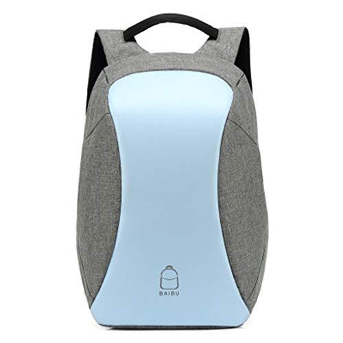 Bolsa Hombro Bolso Hombro_USB Anti - Robo Carga Gran