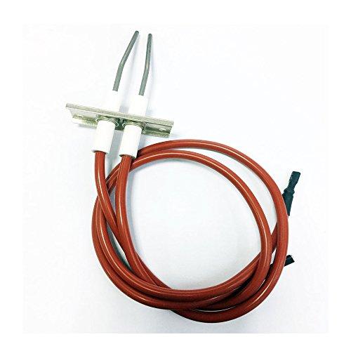 Erde Sterne Küche Equipment Catering Gasherd doppelt Lgnition Elektrode Hohe Spark Zünder Draht Länge 0,24Meter (Draht Zünder)