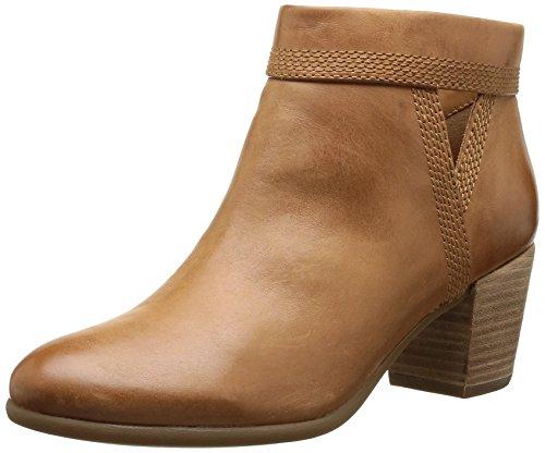 Geox D Lucinda B, Boots femme Marron (Biscuit)
