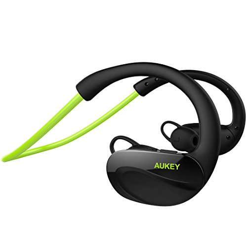 AUKEY Cuffie Sportive Bluetooth 4.1 Auricolare Stereo In Ear con