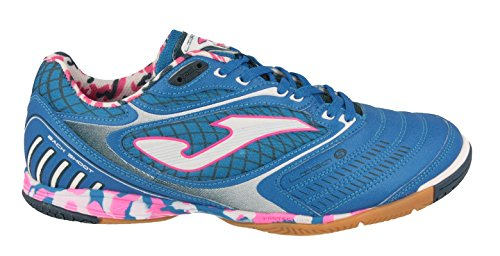 JOMA CALCETTO LIGA-5 605 BLUE-FUCHSIA INDOOR 44