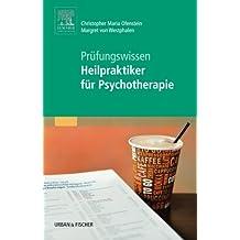 Prüfungswissen Heilpraktiker für Psychotherapie